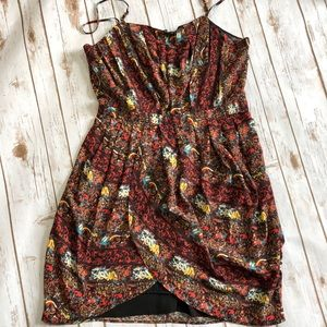 Sam Edelman Boho Faux Wrap Dress 12